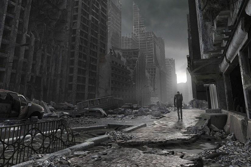 265 Post Apocalyptic HD Wallpapers | Backgrounds - Wallpaper Abyss - Page 6
