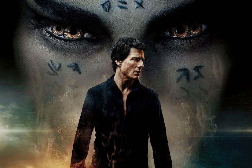 The Mummy 2017 4k