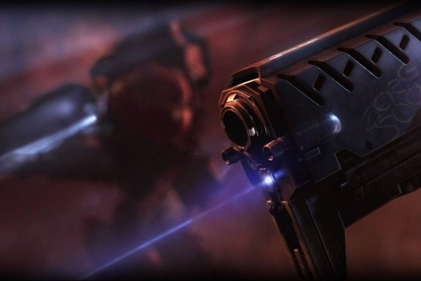 Laser Sights StarCraft Terran US Marines Corps Weapons