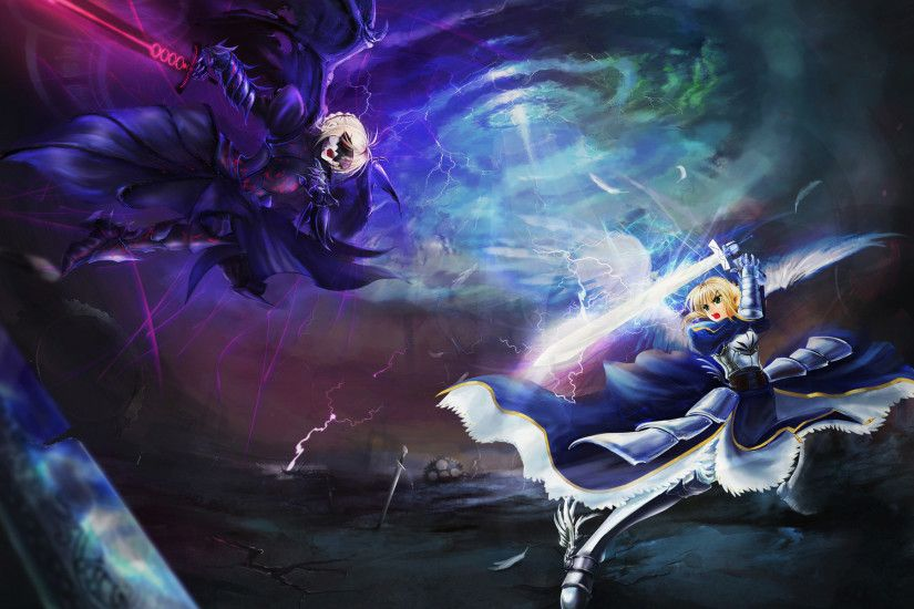 Free Download Fate Zero Images.