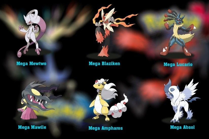 All-Character-Mega-Pokemon-Wallpaper-Anime-For-Desktop-