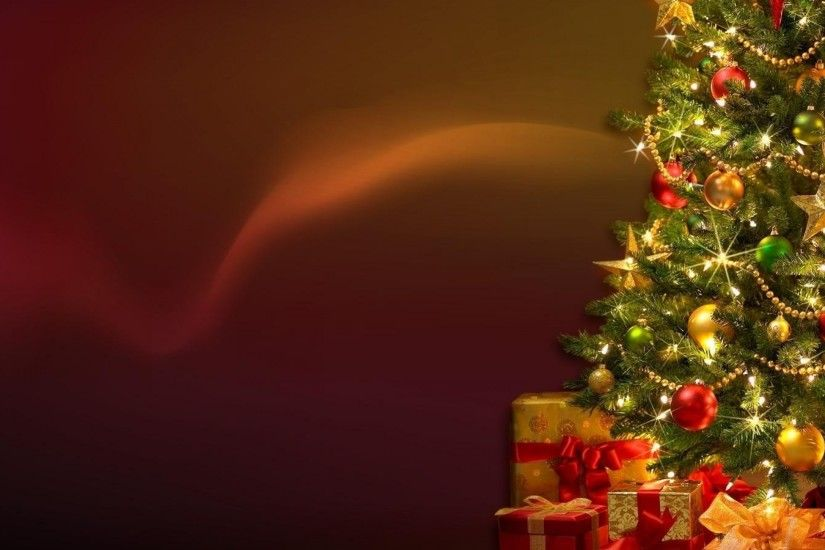 Download Wallpaper 3840x2160 Christmas tree, Garland, Street .