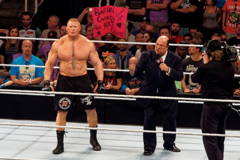 WWE Rumors: Brock Lesnar Leaving World Wrestling Entertainment For Good?