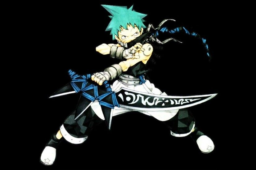 Soul Eater - I Never Lose Myself (Black Star's Theme) HD