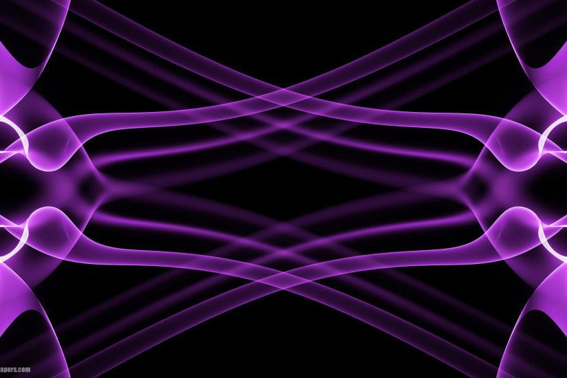 Abstract purple wallpaper with a black background. In HD quality resolution  1920x1080.