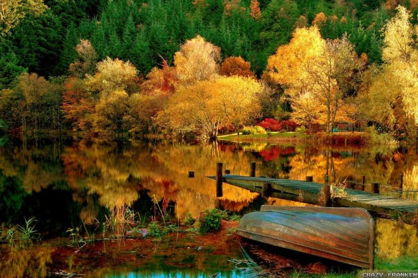 Autumn Woods Wallpaper Pictures to Pin on Pinterest - PinsDaddy