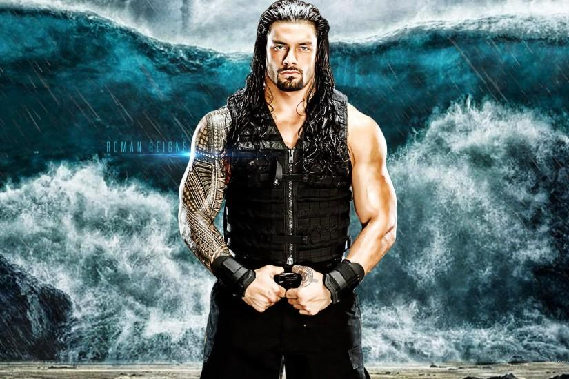 wwe roman reigns picture hd