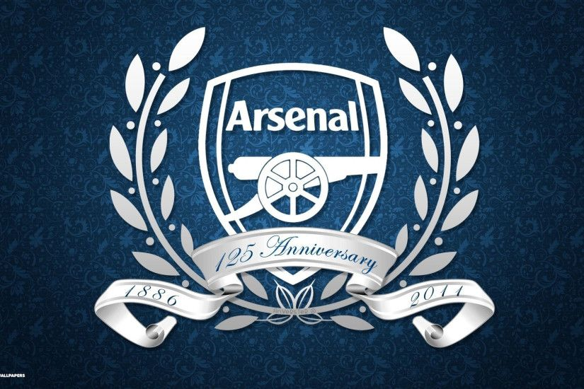 blue arsenal logo