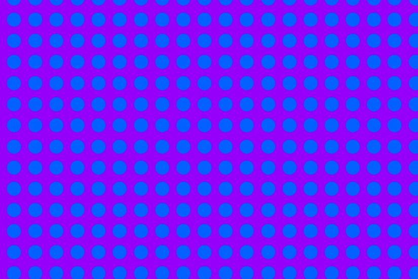 ... blue dot purple background ...