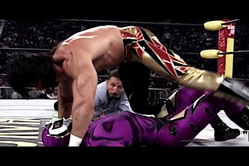 Rey Mysterio Jr. vs. Eddie Guerrero Highlights HD - Halloween Havoc 1997 -  YouTube
