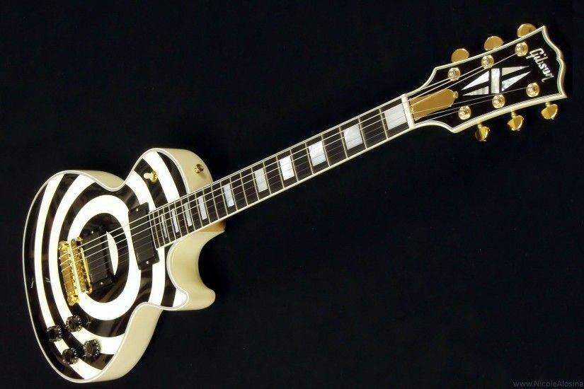 Les Paul Guitar Wallpaper - WallpaperSafari