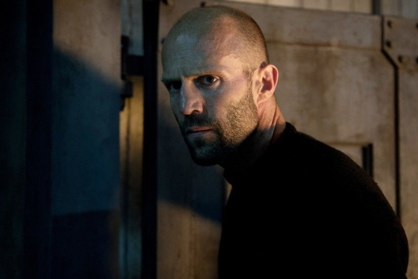 Wallpaper Mechanic Resurrection Jason Statham Jessica Alba 3840×2160