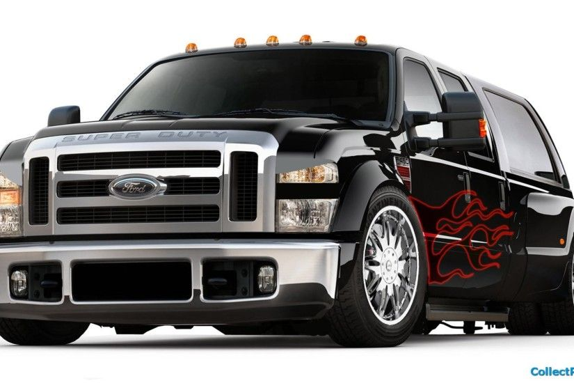 Lowrider Ford Truck Wallpaper