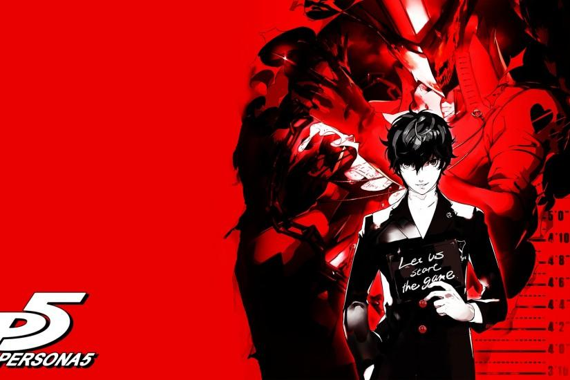 persona 5 wallpaper 1920x1080 lockscreen