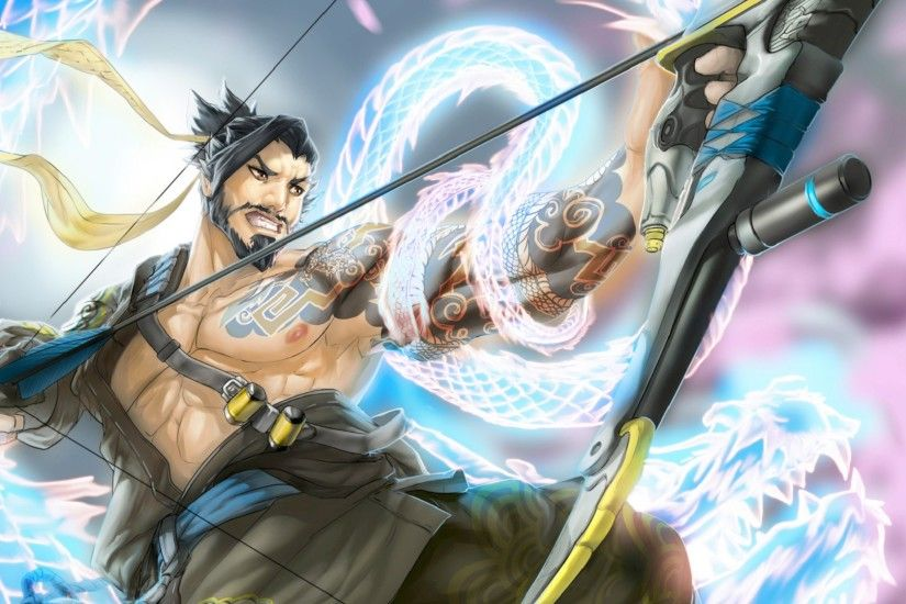 Video Game - Overwatch Hanzo (Overwatch) Wallpaper
