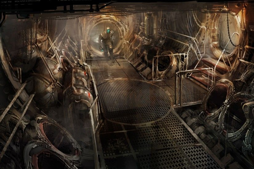 3840x2160 Wallpaper dead space 3, electronic arts, visceral games, dead  space, art