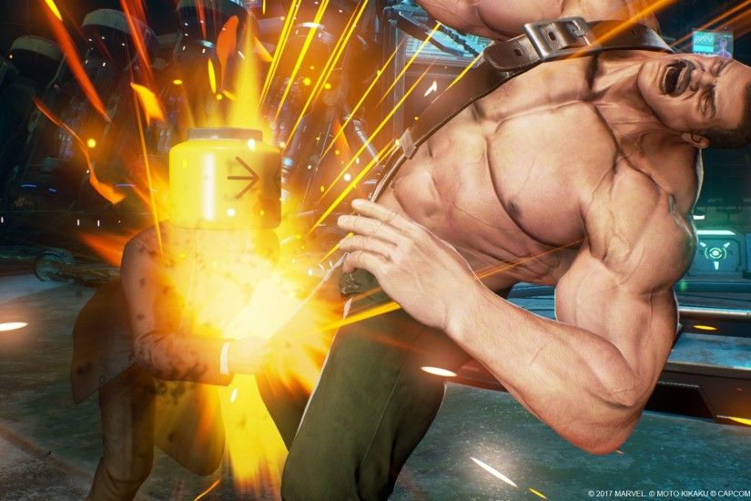 Resident Evil Nemesis and Final Fight Haggar as latest Marvel vs Capcom:  Infinite roster additions was last modified: July 24th, 2017 by Richard Lee  Breslin