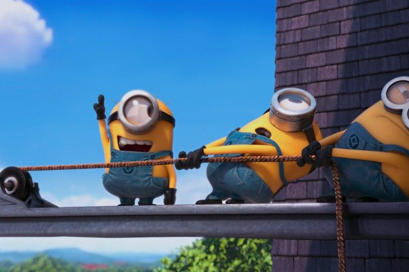 despicable me 2 : High Definition Background 1920x1080