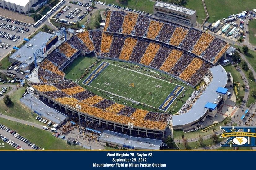 Wvu Football Wallpaper : SportIssue