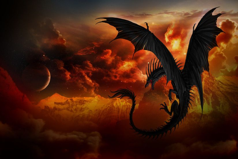 Explore Fire Dragon, Dragon Art, and more! Fantasy Dragon Wallpaper