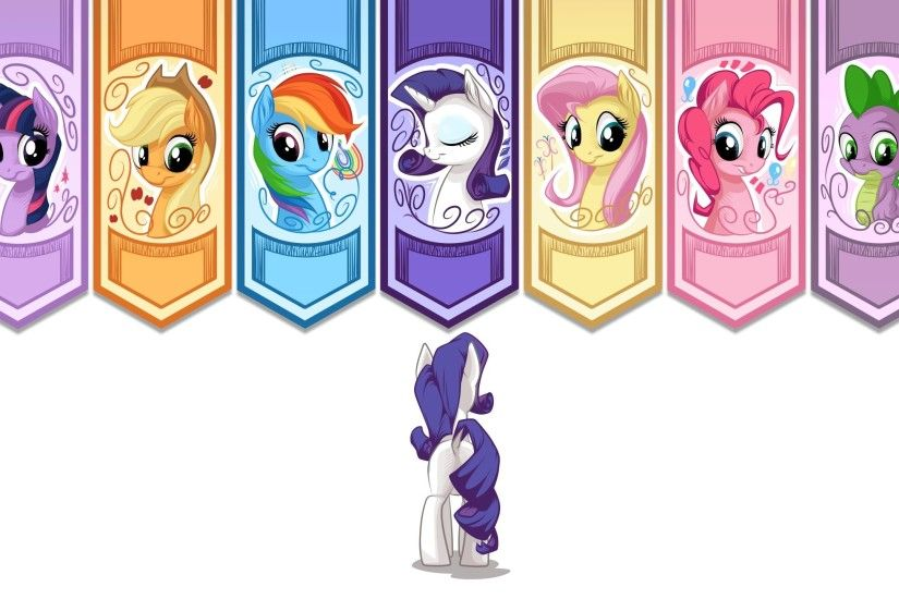 2017-03-26 - free desktop wallpaper downloads my little pony friendship is  magic - #1533955