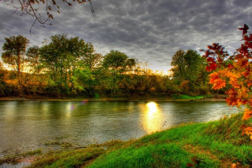 ... River Nature Wallpapers HD Pictures – One HD Wallpaper Pictures .