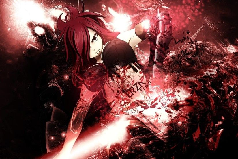 Fairy Tail Wallpaper Hd Erza Images & Pictures - Becuo