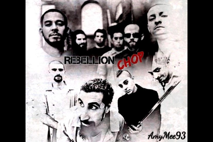 Linkin Park Mashup System Of A Down (Rebellion Chop)