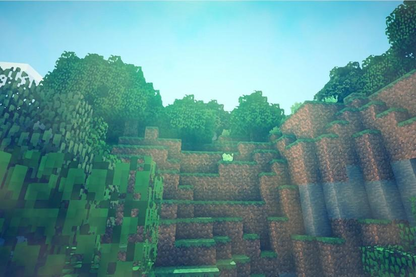 widescreen minecraft background 1920x1080 cell phone