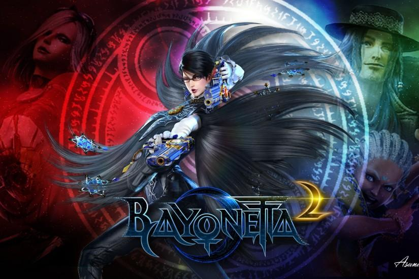 free download bayonetta wallpaper 1920x1080 hd