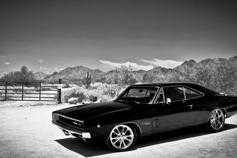 1920 X 1080 HD Wallpaper Muscle Cars