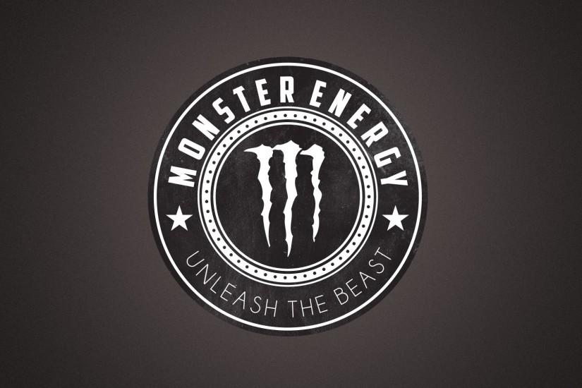 Monster Energy Logo Wallpaper HD #3svqj57d