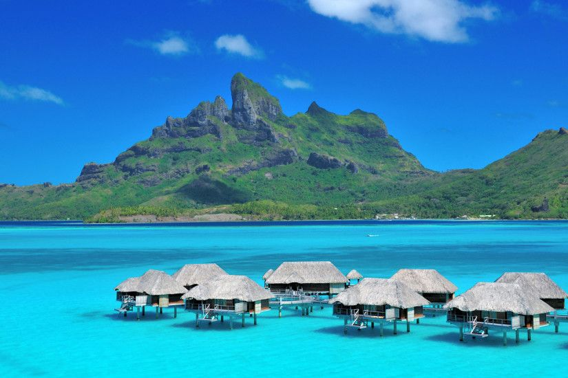 ... bora bora wallpaper 6257 1920 x 1080 wallpaperlayer com ...