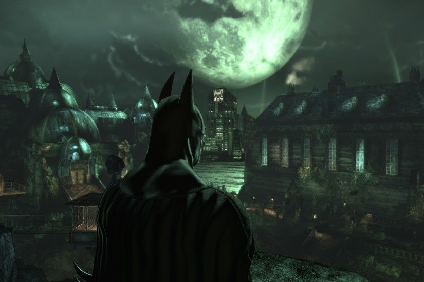 batman arkham asylum wallpaper 1080p windows (Worth Nash-Williams 3840x2160)