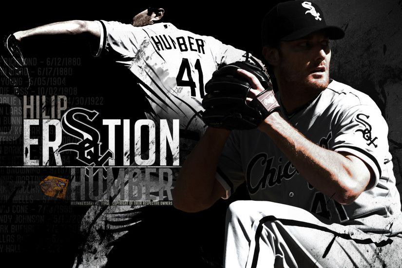 Mlb, Philip Humber, Baseball, Chicago White Sox Philip Humber Art, Sports,