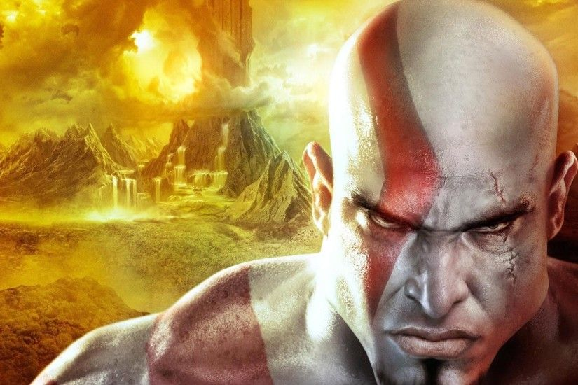 God Of War HD Wallpapers Backgrounds Wallpaper 1920×1080 Kratos God Of War  Wallpapers (