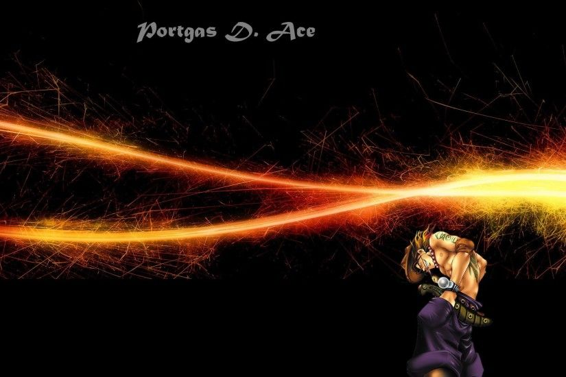 ... One Piece Ace Wallpapers | Wallpaper Cave