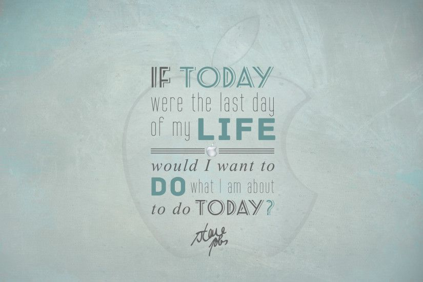 If Today Quote Wallpaper Wallpaper