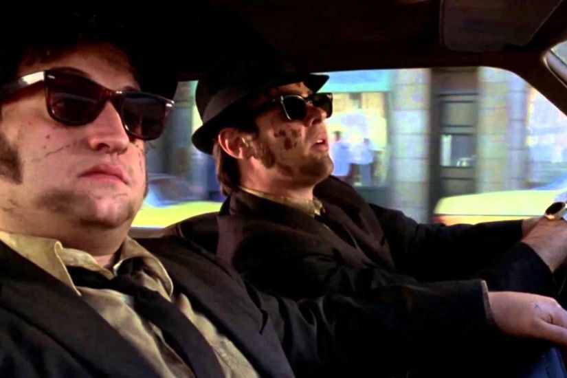 The Blues Brothers - Peter Gunn Theme (by James Newton Howard)