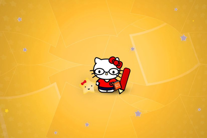 <b>Hello Kitty Desktop Backgrounds</b> - <b>Wallpaper