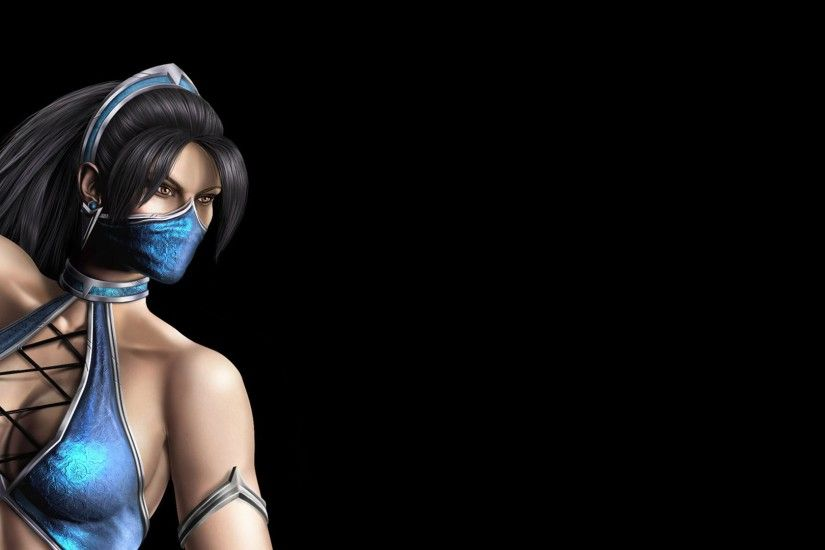 Preview wallpaper kitana, princess, mortal kombat 3840x2160