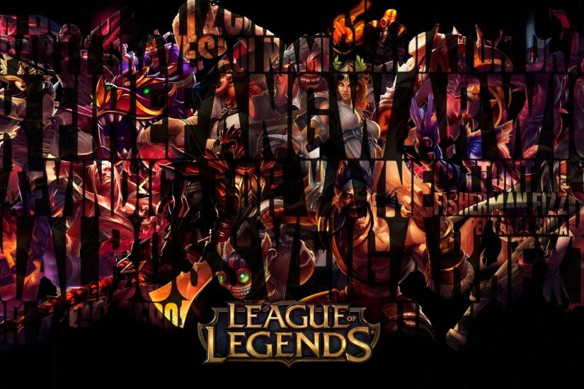 league of legends wallpaper 1920x1080 x macbook