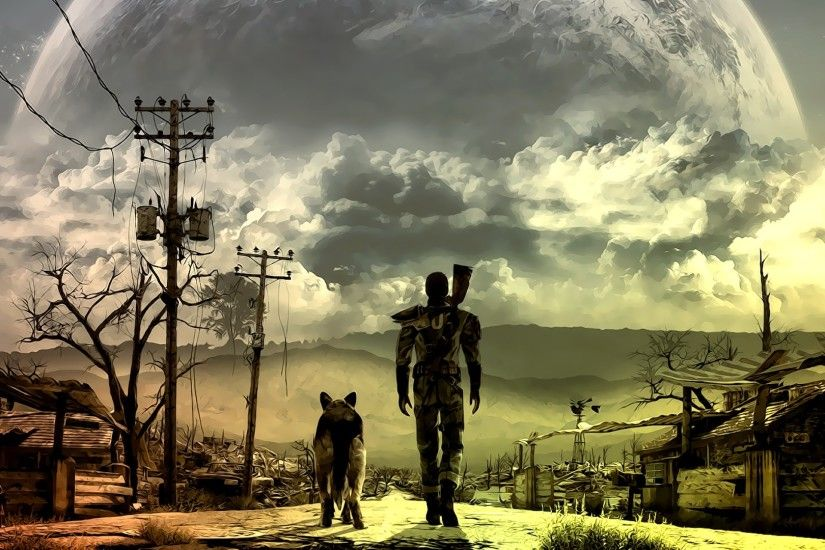 Fallout 3 Computer Wallpapers, Desktop Backgrounds | 1920x1080 | ID .