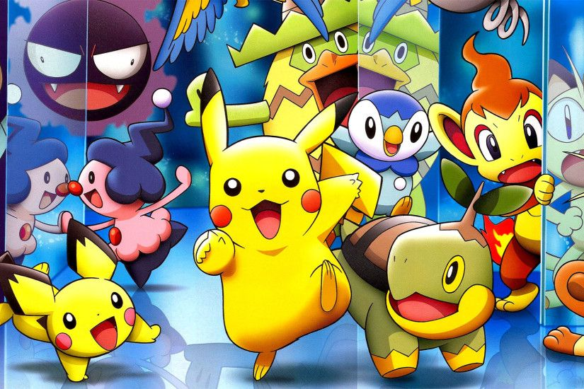 1 Pokémon Mystery Dungeon: Red Rescue Team HD Wallpapers | Backgrounds -  Wallpaper Abyss