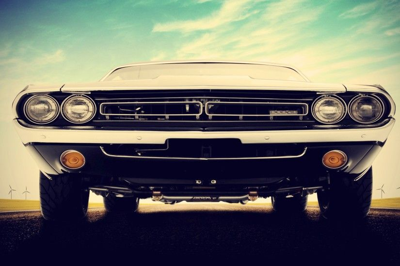 car, Dodge, Dodge Challenger, Muscle Cars Wallpapers HD / Desktop and  Mobile Backgrounds