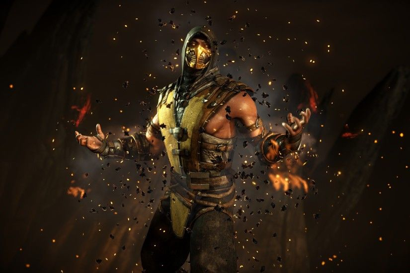 Scorpion Ultra HD Wallpaper, Picture, Image