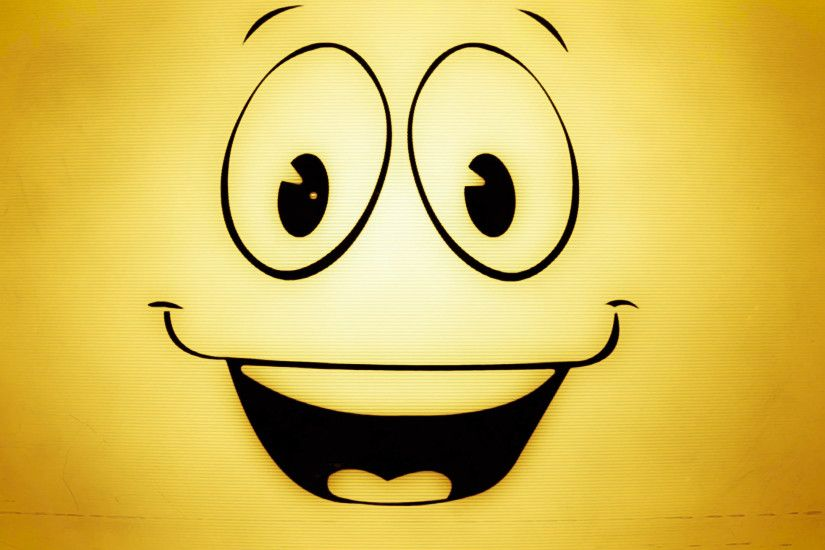 Happy Face Yellow by agentplay on Clipart library