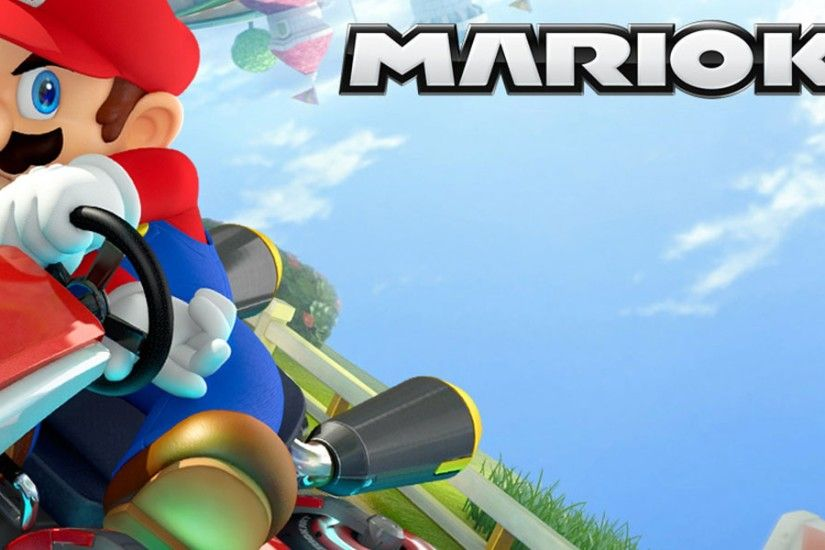 3840x1200 Wallpaper mario kart 8, arcade, racing, may, 2014, mario,