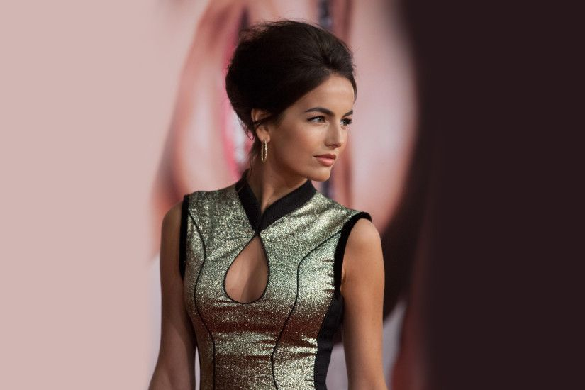 17 Gorgeous HD Camilla Belle Wallpapers