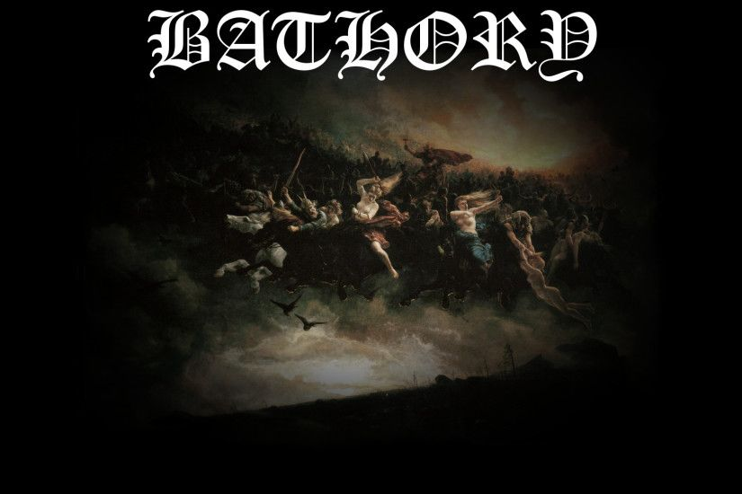 Bathory - Blood, Fire, Death Wallpaper [1920x1080] (OC) ...